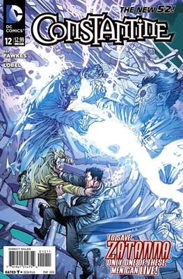 Constantine (2013-2015) (Comic-book) #12
