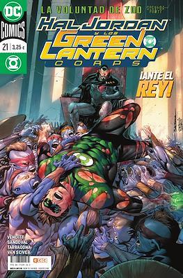 Green Lantern. Nuevo Universo DC / Hal Jordan y los Green Lantern Corps. Renacimiento (Grapa) #76/21
