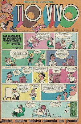 Tio Vivo. 2ª época (1961-1981) (Grapa) #685