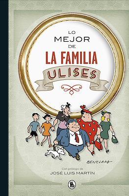 Lo mejor de La Familia Ulises (Cartoné 192 pp) #