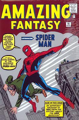 The Amazing Spider-Man Omnibus (Hardcover 1088-968 pp) #1