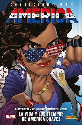 América. 100% Marvel HC #1