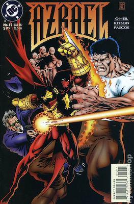 Azrael: Agent of the Bat (1995-2003) (Grapa) #12