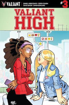Valiant High (Comic book) #3