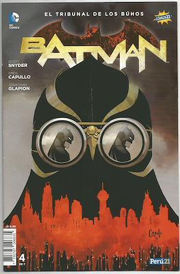 Batman: El tribunal de los buhos (Grapa) #4