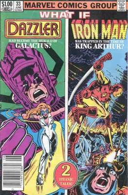 What If (Vol. 1 1977-1984) (Comic-Book) #33