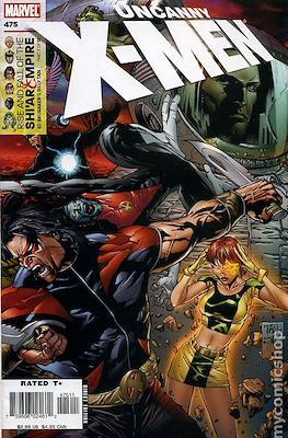 The Uncanny X-Men (1963-2011) (Comic-Book) #475