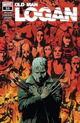 Old Man Logan Vol. 2 (Comic-book) #50