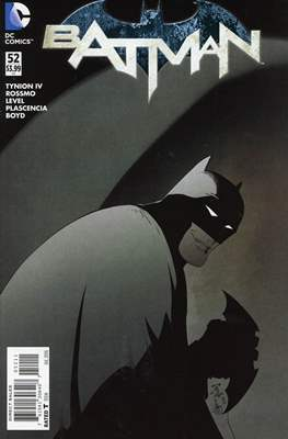 Batman Vol. 2 (2011-2016) (Saddle-stitched) #52