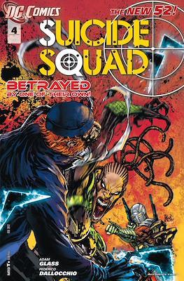 Suicide Squad Vol. 4. New 52 (2011-2014) Digital #4