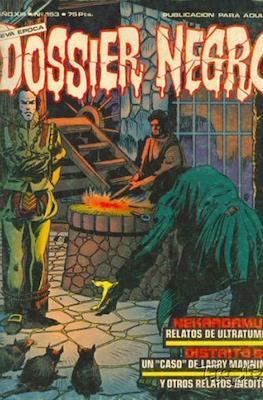 Dossier Negro (Rústica y grapa [1968 - 1988]) #153