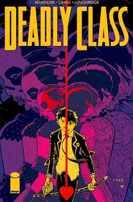 Deadly Class (Comic-book) #8