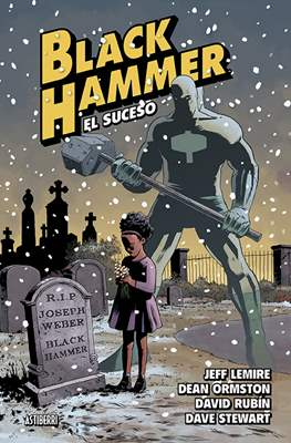 Black Hammer (Cartoné 184 pp) #2