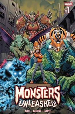 Monsters Unleashed (2017-...) (Comic-book) #1
