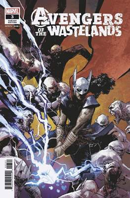 Avengers of the Wastelands (Variant Cover) (Comic Book) #3