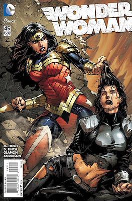 Wonder Woman Vol. 4 (2011-2016) (Comic Book) #45