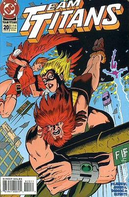 Team Titans (Comic-book) #20