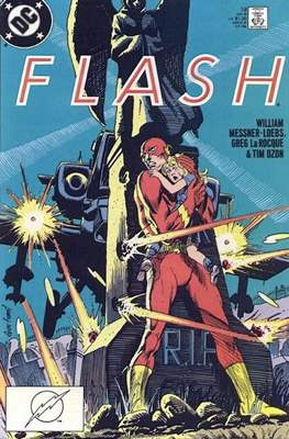 The Flash Vol. 2 (1987-2006) (Comic Book) #18