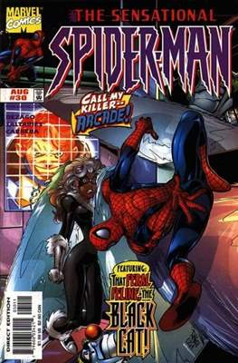 The Sensational Spider-Man (1996-1998) (Comic Book) #30