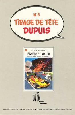 Tirage de Tête Dupuis #5