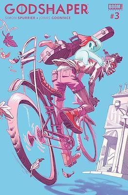 Godshaper (Comic-book) #3