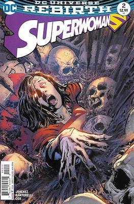 Superwoman (2016-2018) #2