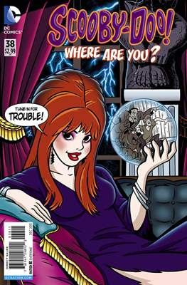 Scooby-Doo! Where Are You? (Comic Book) #38