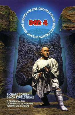 Den (Softcover 112-80 pp) #4