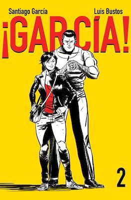 ¡García! (Rústica 192 pp) #2