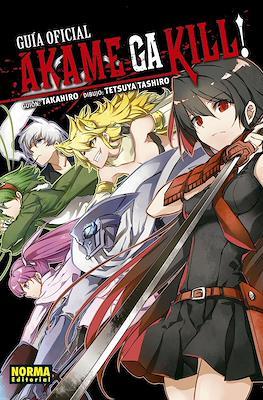 Akame ga Kill!: Guía Oficial