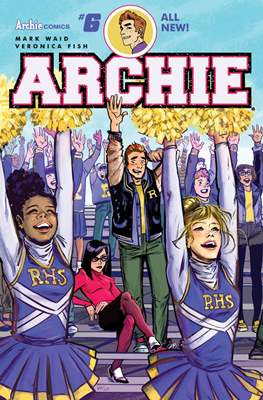 Archie (2015-) (Comic Book) #6