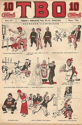TBO (1917-1938) (Cuaderno) #730