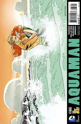 Aquaman (2011-2016 Variant Cover)