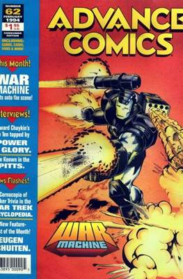 Advance Comics (Magazine) #62