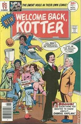 Welcome Back Kotter (1976)