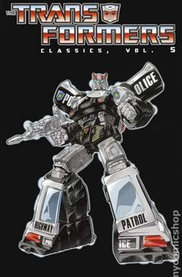 Transformers Classic (Softcover, 348-276 pp) #5