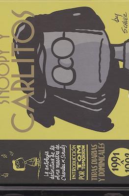 Snoopy y Carlitos. Biblioteca Grandes del Cómic (Cartoné 350 pp) #21