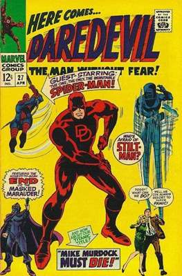 Daredevil Vol. 1 (1964-1998) (Comic Book) #27