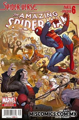 The Amazing Spider-Man (2014-2016) #10