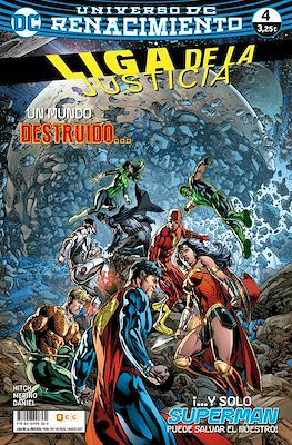 Liga de la Justicia. Nuevo Universo DC / Renacimiento #59 / 4