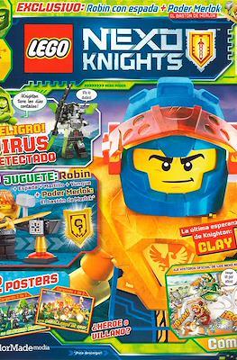 Lego Nexo Knights (Revista.) #11