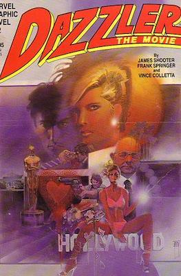 Marvel Graphic Novel (Softcover) #12