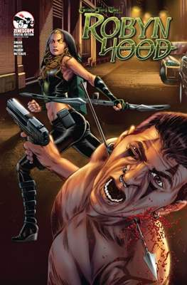 Robyn Hood Vol. 1 (Digital) #5