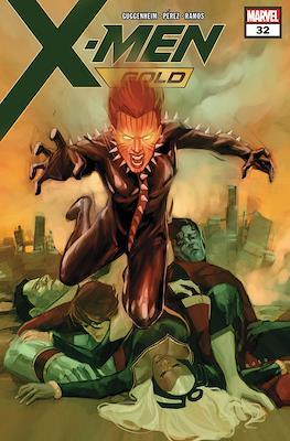 X-Men Gold (Digital) #32