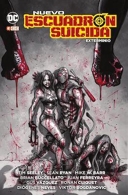 Nuevo Escuadrón Suicida (Cartoné 192 pp) #4