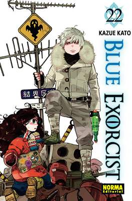 Blue Exorcist #22