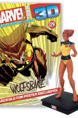 Marvel Héroes 3D - Colección Oficial (Grapa) #41