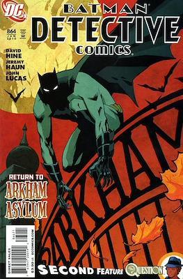 Detective Comics Vol. 1 (1937-2011; 2016-) (Comic Book) #864