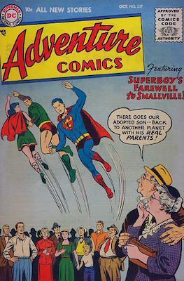 New Comics / New Adventure Comics / Adventure Comics (1935-1983 ; 2009-2011) (Comic Book) #217