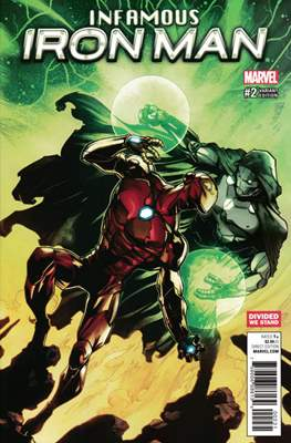 Infamous Iron Man Vol. 1 (Variant Covers) #2